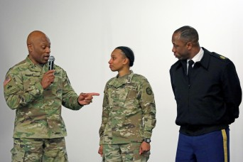 Army's Green to Gold Scholarship Program; a dream come true for communications Soldier