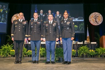 Army recognizes top athletes at AUSA Global Force Symposium