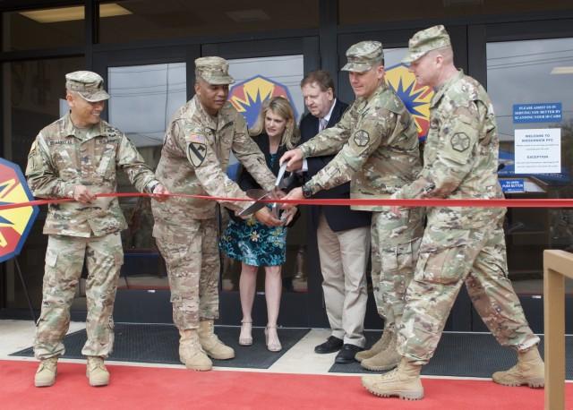 13th ESC Reopens Kieschnick Gym