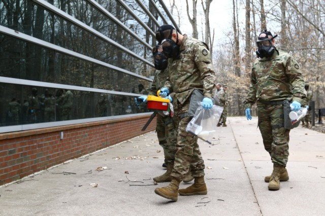 Academics prepares 20th CBRNE Soldiers for the NTNF GCTF mission