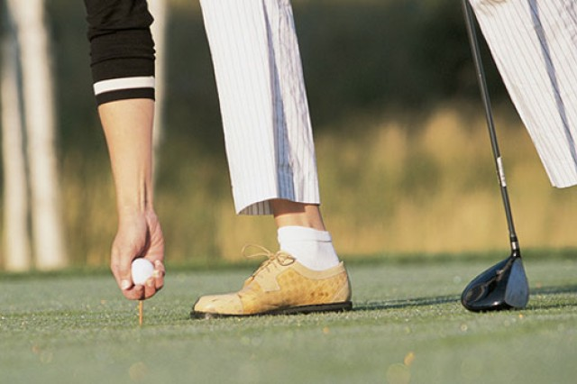 The Ladies Golf Clinic at Piney Valley Golf Course covers the fundamentals of the game of golf.