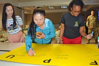 TAMC staff gain financial peace