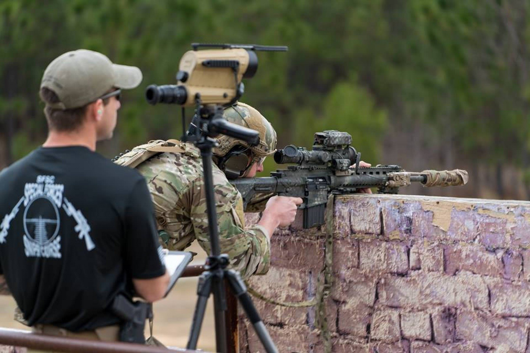 Top Guns: Army Green Berets take first place in international