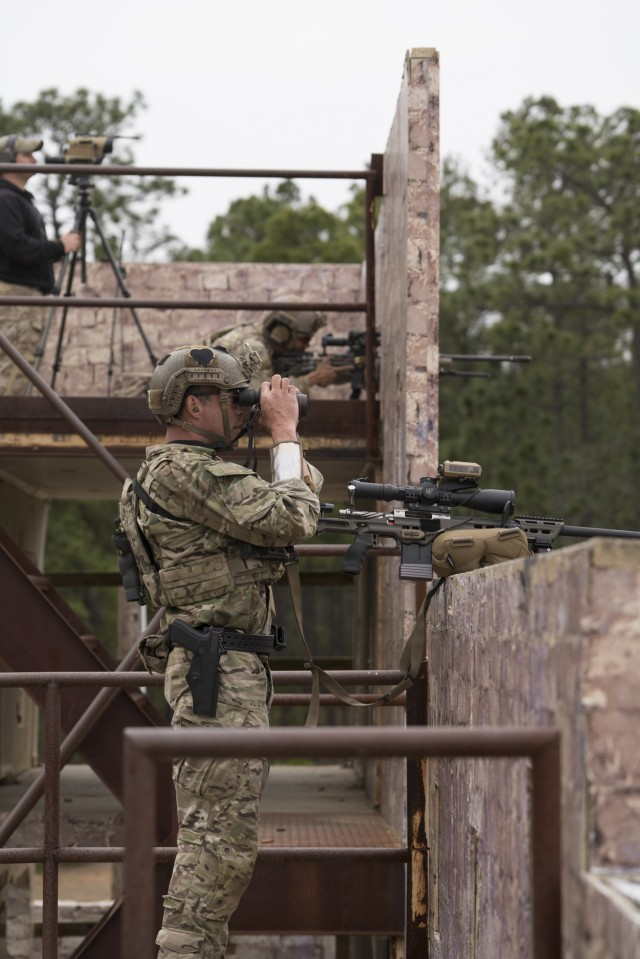 Top Guns: Army Green Berets take first place in international Special Operations sniper competition