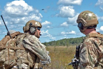 Latvian Joint Terminal Attack Controller course builds partnership, reinforces capability