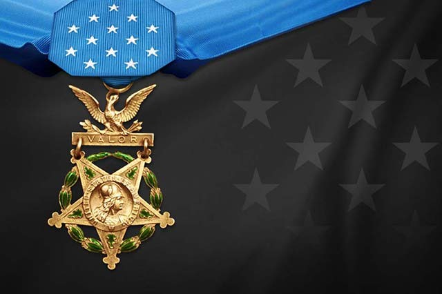 President Donald J. Trump announced Thursday that he will award the Medal of Honor posthumously to 1st Lt. Garlin M. Conner at a White House ceremony.