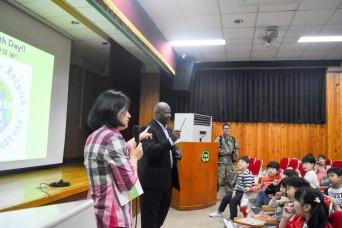 USAG Daegu's top notch environmental quality effort