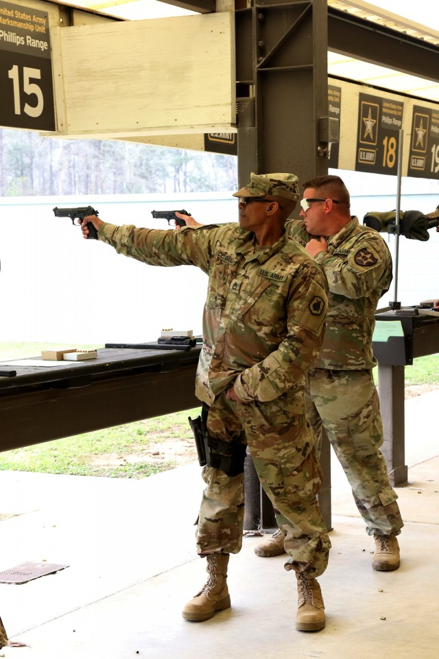 Army Reserve Soldier advances marksmanship skills through competition