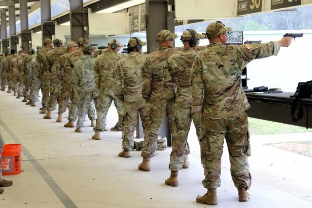 Army marksmanship advances through competition