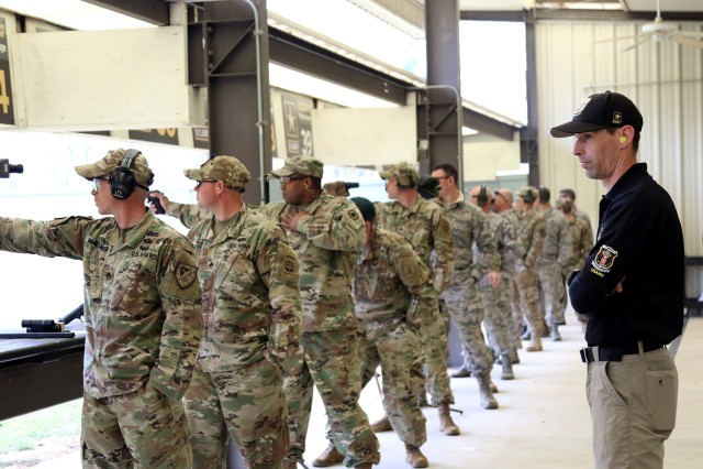 USAMU advances marksmanship skills through 2018 All Army Championships