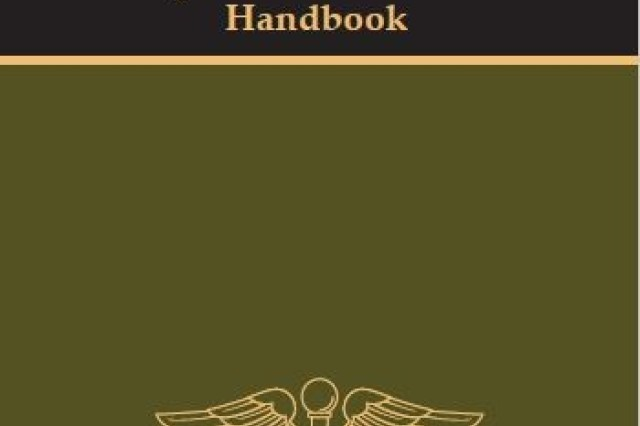 Front cover of the US Army Physician Assistant Handbook to be published in Spring 2018 by the Borden Institute.