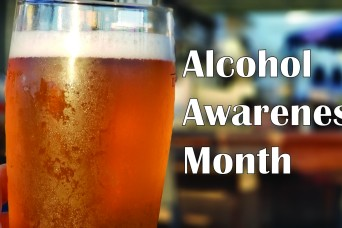 Alcohol Awareness Month informs, promotes healthy lifestyle