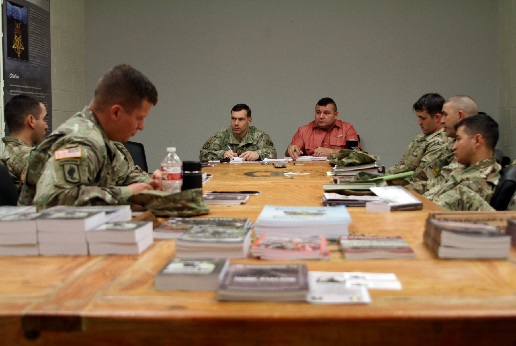 Umbrella Week Allows Soldiers to Share Lessons Learned | Article