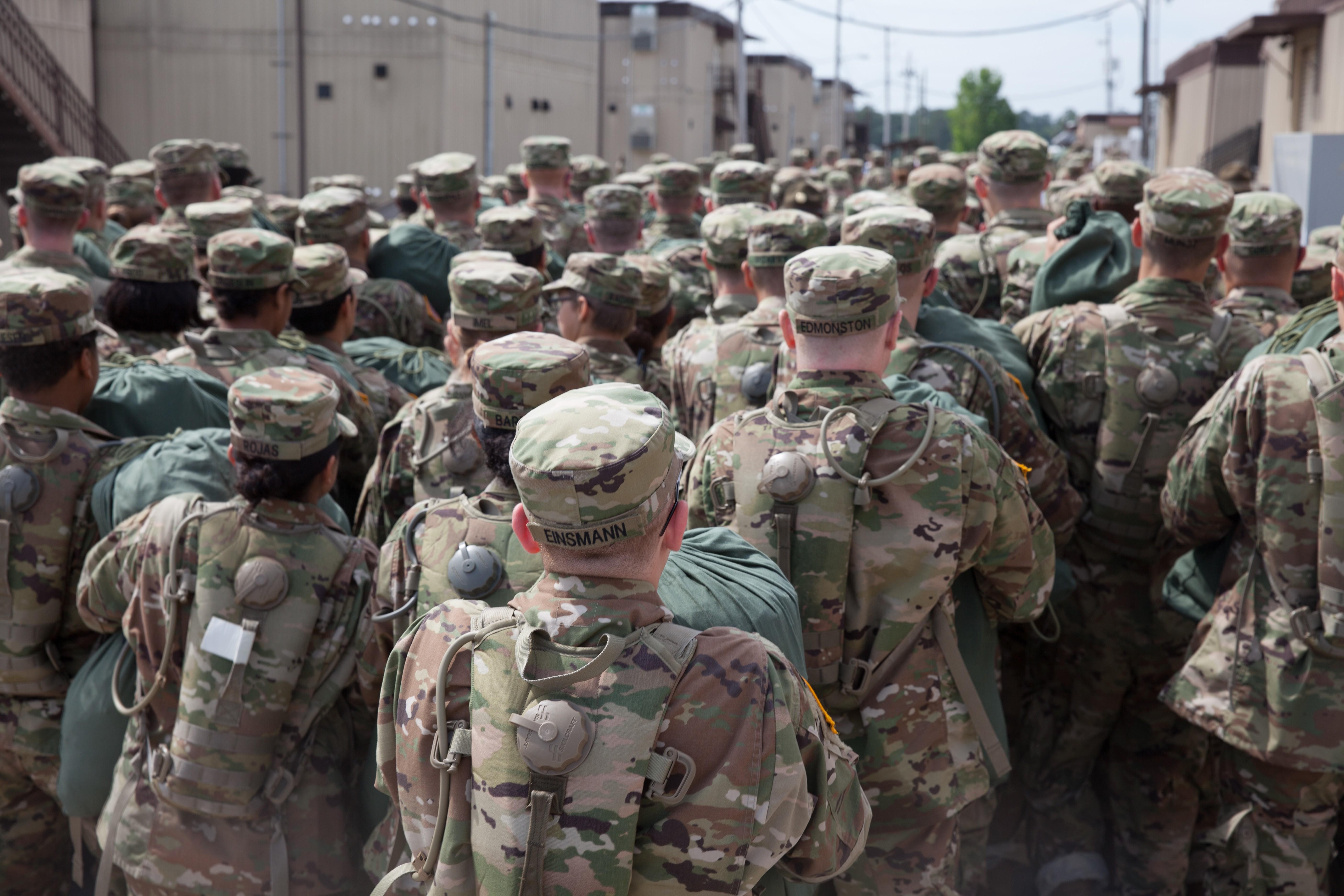 Army Of Us: Basic Training Might Be Lengthened, Says Army Secretary