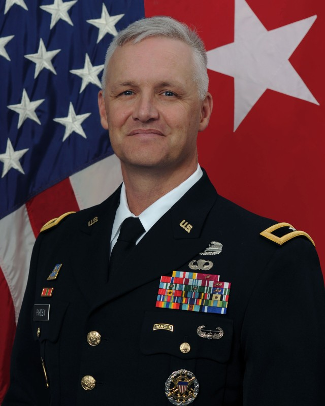 Army names Pardew to lead ACC