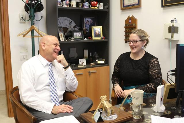 USARAF's EEL program builds leadership and organizational effectiveness