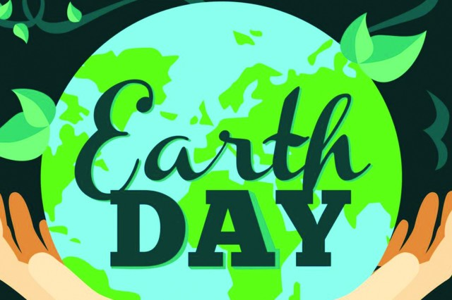 Earth Day was started to bring awareness to environmental issues. Earth Day Every Day!