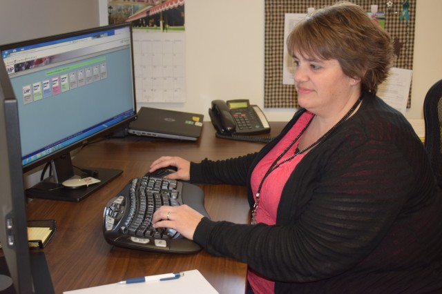 Former Crane Army Ammunition Activity Intern Ginger Shumar works full-time as a management analyst for CAAA Depot Operations.  To draw in new talent, Crane Army employs the Pathways Internship Program, which offers internships in the federal government and is open to students ranging from high school through post graduate school, as well as recent graduates.