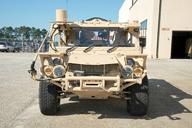 Airborne drop tests in progress for potential SOF Ground Mobility Vehicle