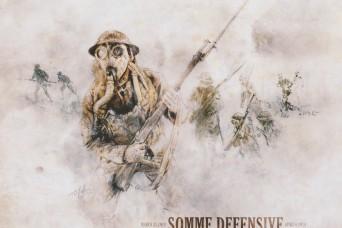 WWI Centennial: German Spring Offensive of 1918 threatens Paris