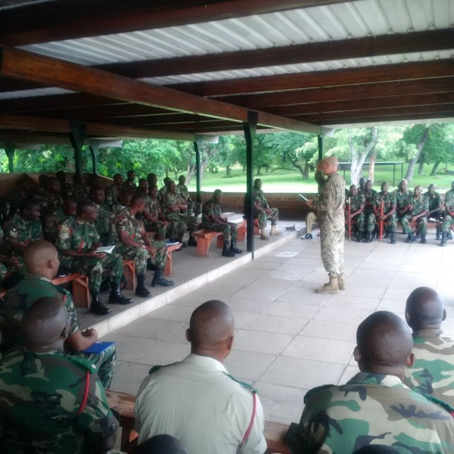 USARAF, MDF chaplains hold event in Malawi
