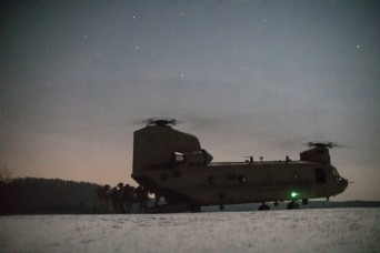 75th Ranger Regiment tackles winter warfare in Germany training