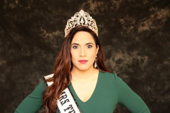 From combat boots to crown: Texas Soldier carries on service tradition as Mrs. Texas Galaxy
