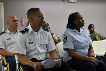 D.C. Guard member ensures continuity with Jamaican forces