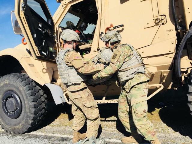 Battle Drills
