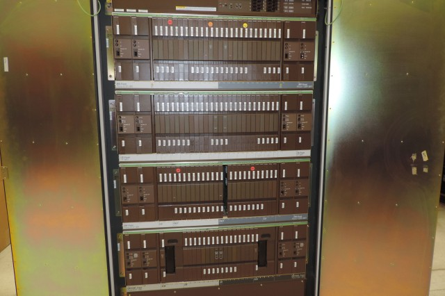In all, I3MP decommissioned 26 cabinets containing Fort Leonard Wood's old telephone systems, which were outdated and costly to maintain.