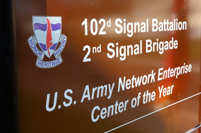 2nd Theater Signal Brigade sweeps NETCOM NEC of the Year competition