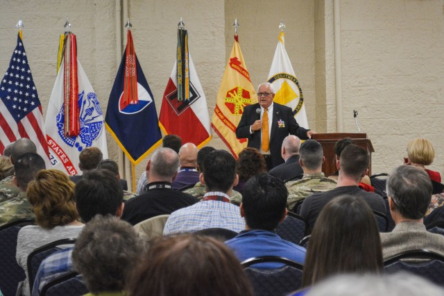 Vietnam War commander shares heroic story of resilience