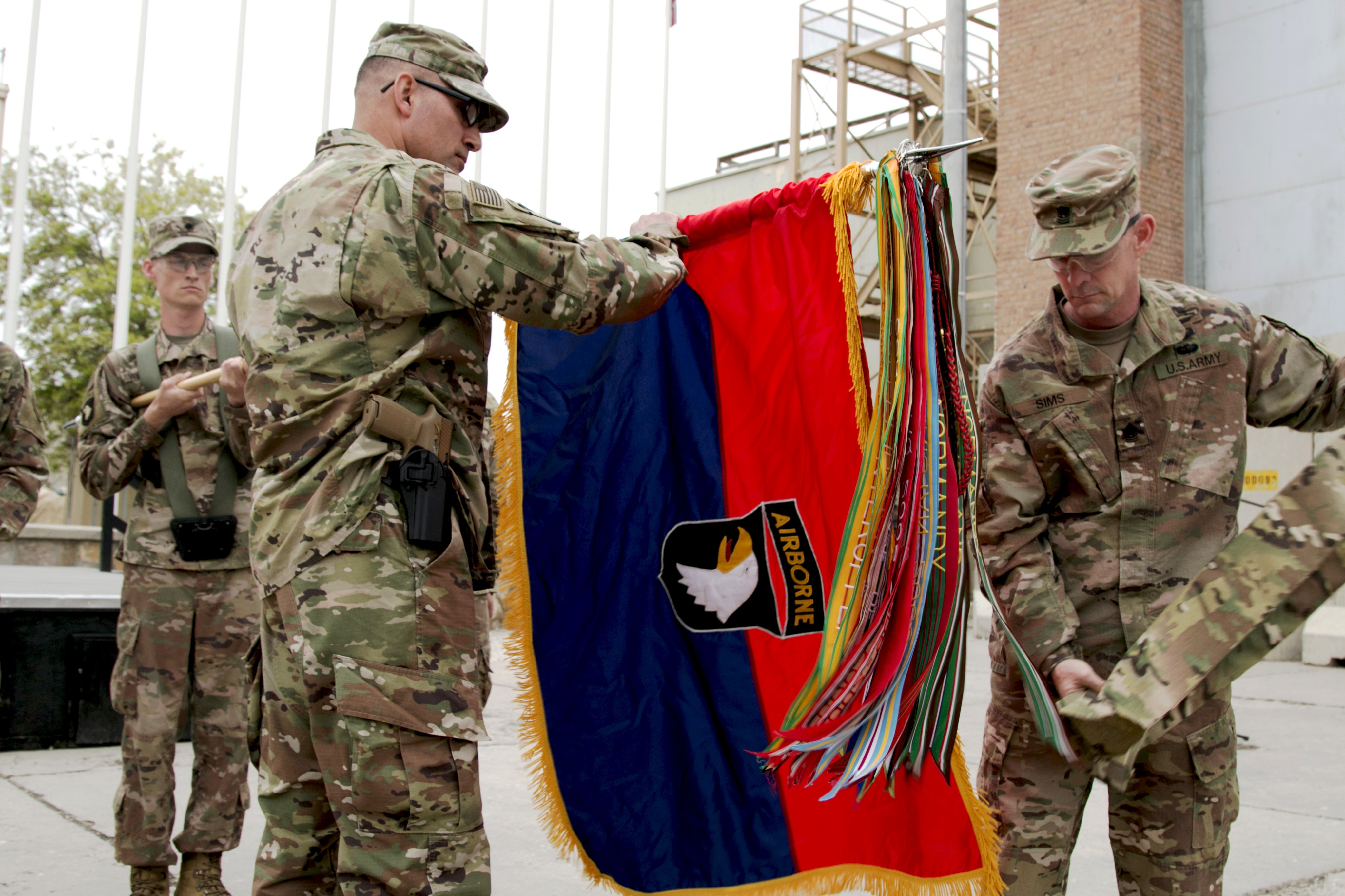 Is Our Mission In Afghanistan Worth >> 101st Abn Div Assumes Afghanistan Mission Looks To Enable Enemy