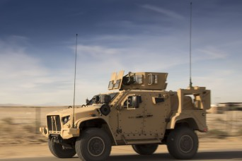 Soldiers, Marines bring Joint Light Tactical Vehicle operational testing to completion