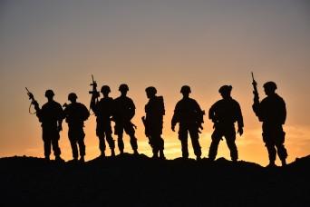 'Stalwart' Soldiers in Afghanistan