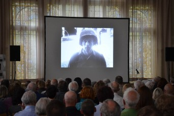 Rothenburg screens historic documentary commemorating arrival of WWII American troops
