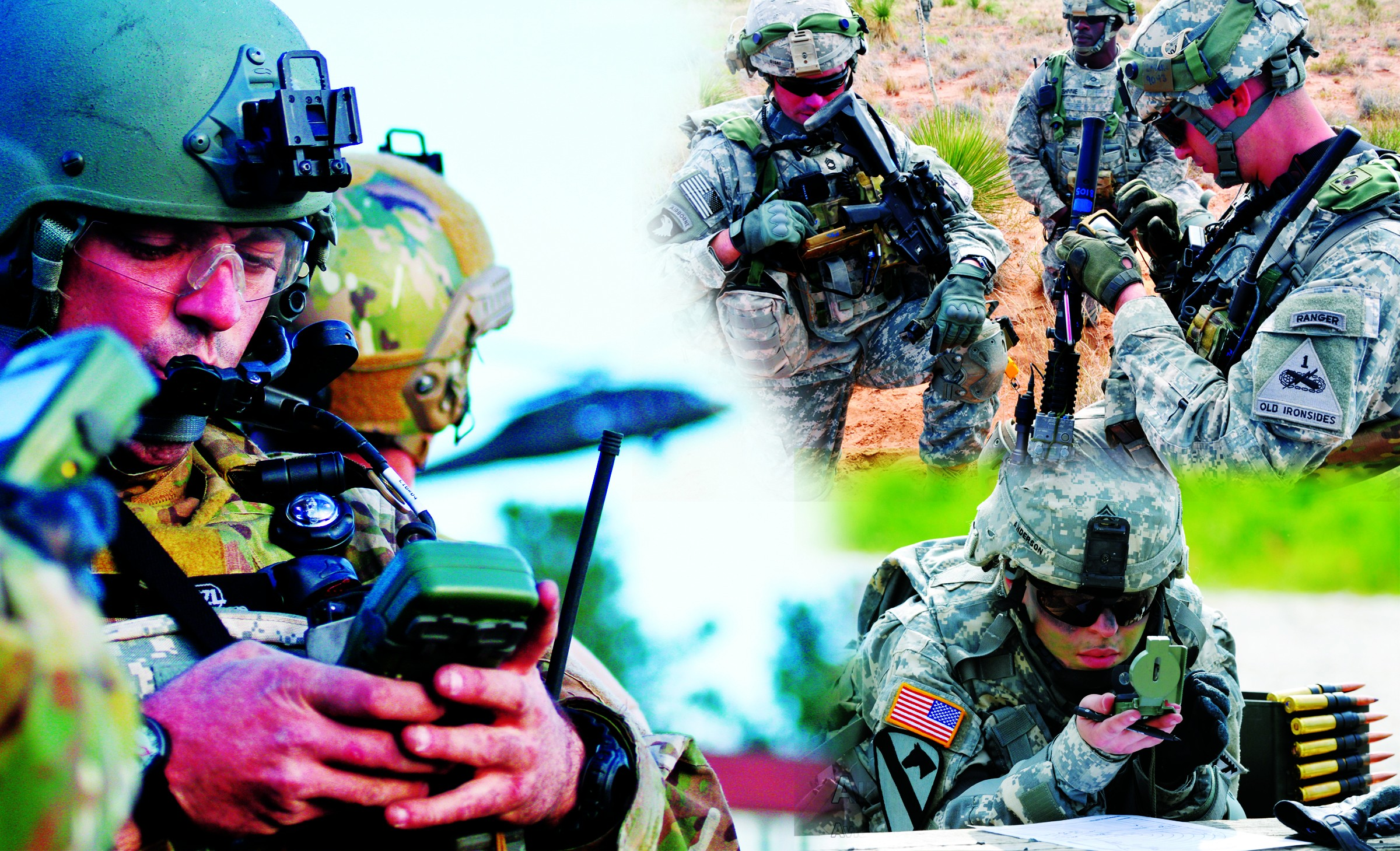 army  air force join forces  advance pnt expertise article  united states army