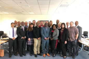 Europe/Africa Casualty Assistance Center hosts workshop