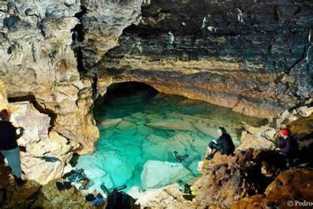 Oliero Caves