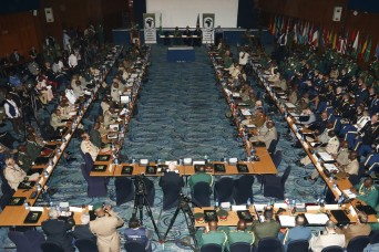 African land force chiefs assemble for annual summit