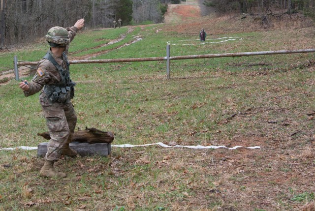 Army Reserve Best Warriors Forged by Physical, Mental Competition