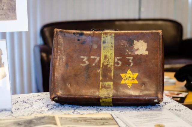 13th ESC hosts Holocaust survivor
