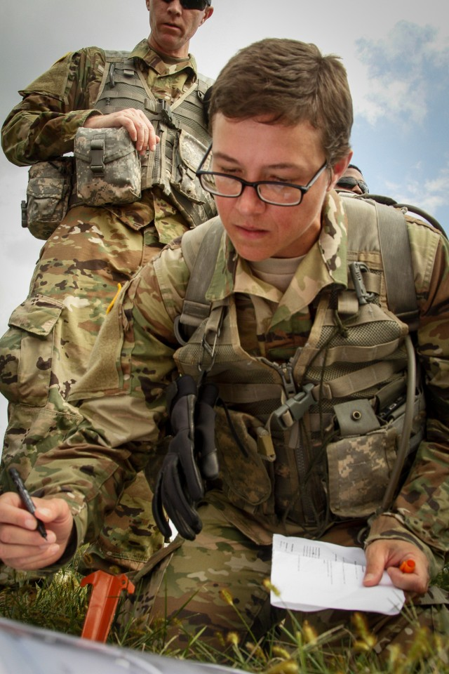 Army Ranger School to graduate 1st female Army Guard Soldier