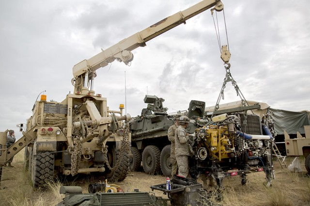 73f8eda56 Pass-back maintenance in a decisive action operation