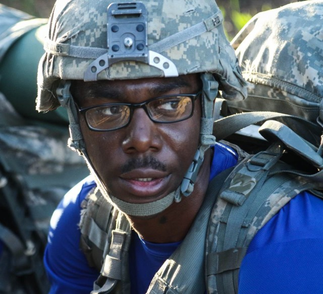 Panther Paratroopers Compete for Best Squad