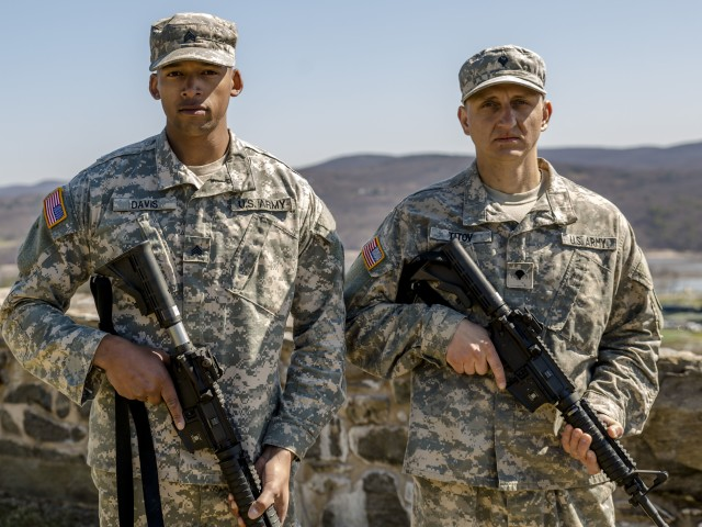 Two from 69th Infantry are New York Army Guard Best Warriors
