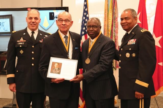 Former AMC leader wins sustainment award
