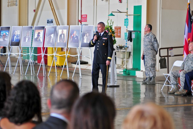 The 156th Airlift Wing of the Puerto Rico ANG conducted its second remembrance service Saturday, May 5, in honor of the five crew and four Airmen deceased in the WC-130 accident that occurred Wednesday in Savannah, Georgia.