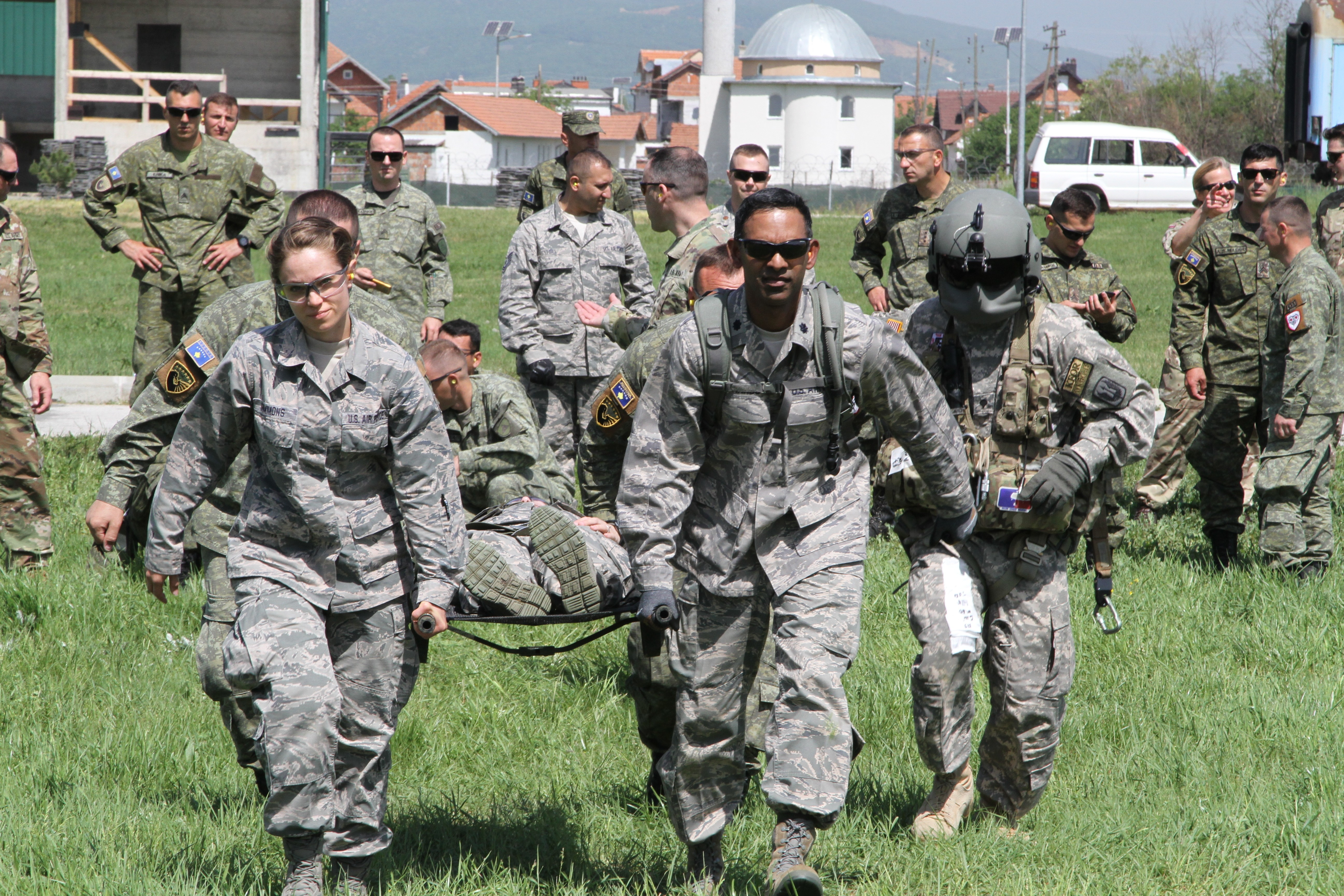 Iowa National Guard continues strong partnership with Kosovo