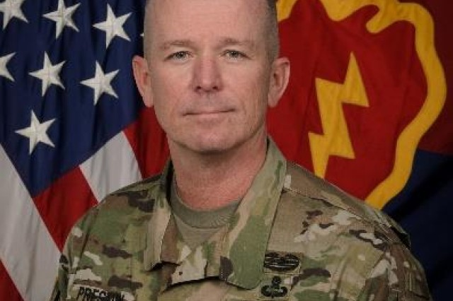 Col. Andrew D. Preston
